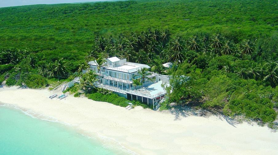 Bahamas Beach Villa