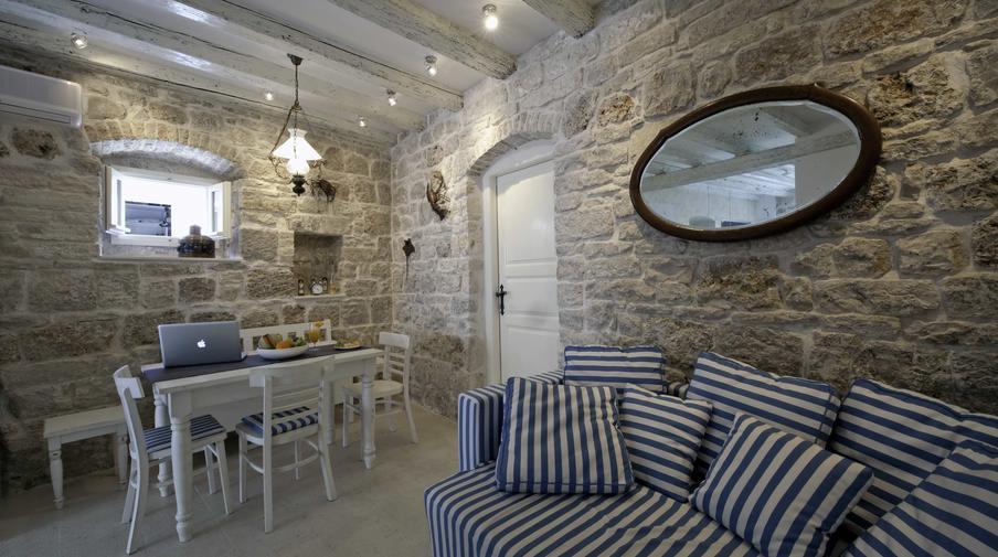 Designer Dalmatian Apartment
