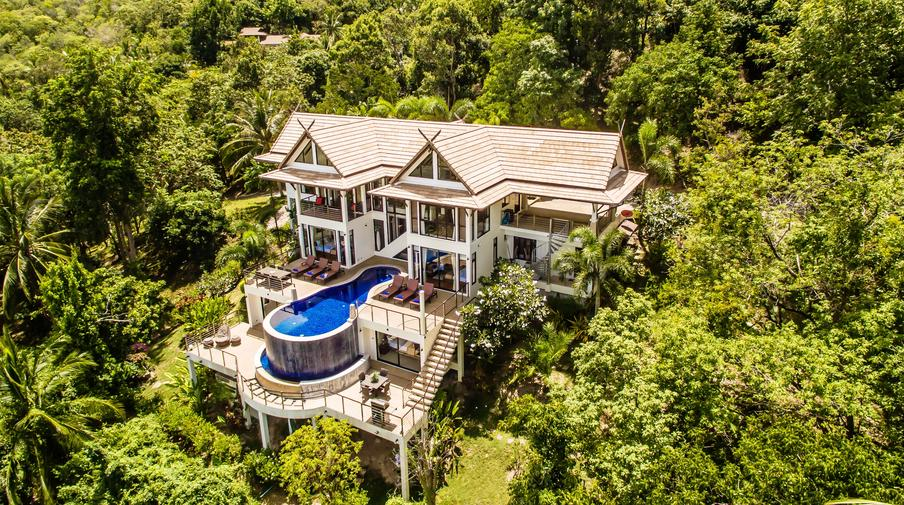 Koh Samui Villa Rental Monthly
