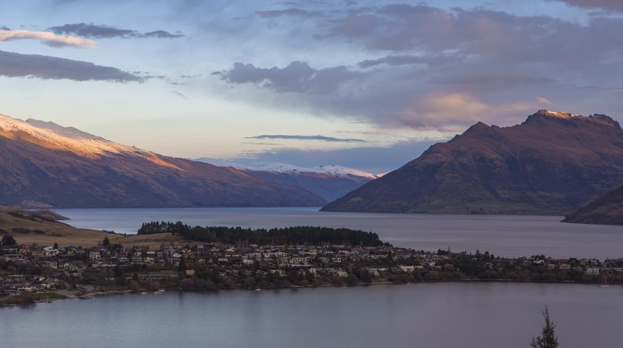 Stunning queenstown views
