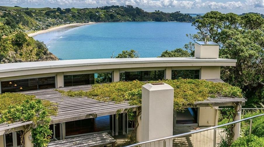 Luxury Accommodation Waiheke Island New Zealand
